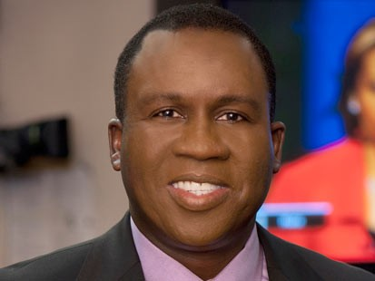 PHOTO: Abc News Anchor Steve Osunsami is seen here in this undated file photo.