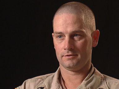 PHOTO: Robert Miltenberger, shown here in his 2005 interview with ABC News Chief Global Affairs Correspondent Martha Raddatz.