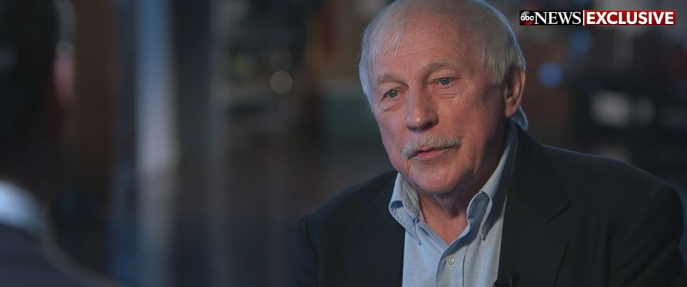 "PHOTO:Ron Miscavige, the father of Scientology leader David Miscavige, sat down for an exclusive interview with ABC News ""20/20."""