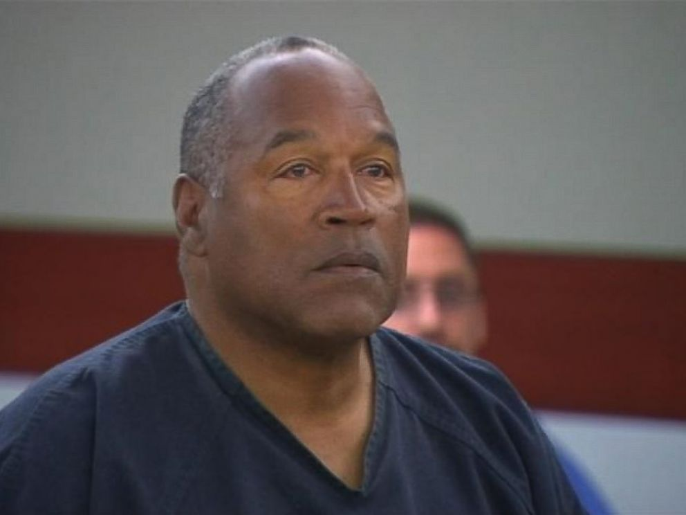 PHOTO: O.J. Simpson is seen in a Las Vegas courtroom on May 13, 2013