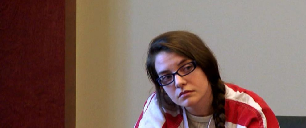 PHOTO: Shayna Hubers is accused of killing her boyfriend Ryan Poston in October 2012.