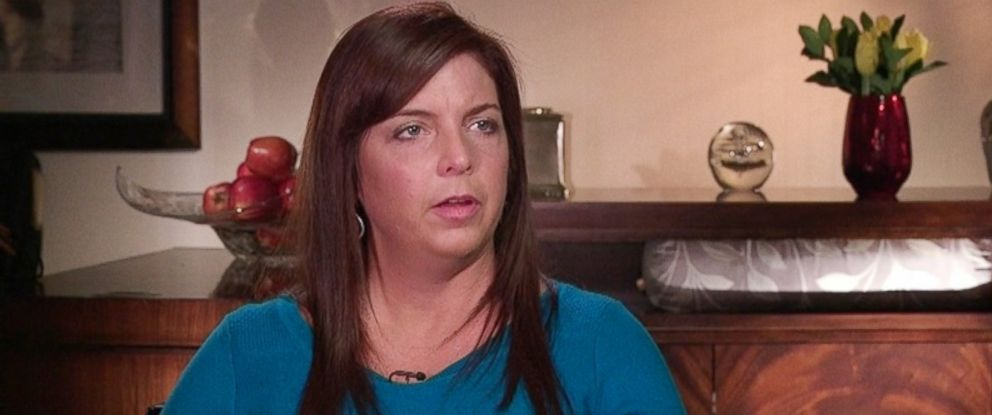 PHOTO: Terri Horman, the stepmother of Kyron Horman, who went missing in 2010, spoke to ABC News' Juju Chang.