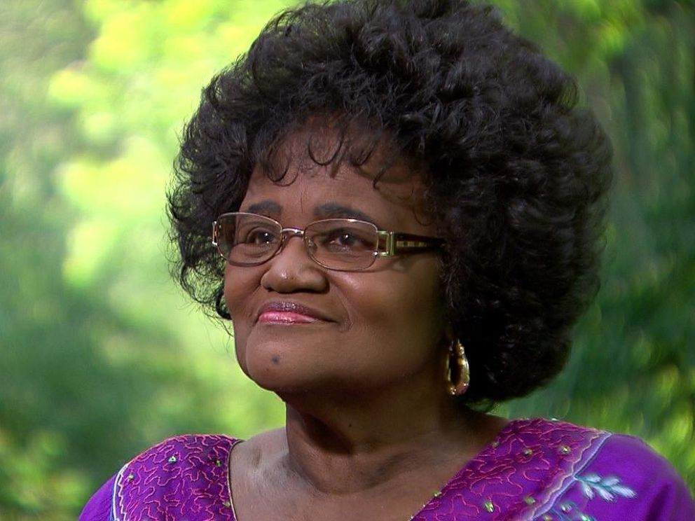 Zella Jackson Price saw her daughter Diane Gilmore for the first time in 50 years this year.