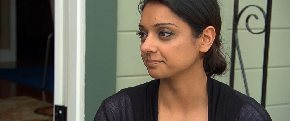 PHOTO: Poonam Sandhu said she lived a nightmare for more than a month when an Airbnb guests refused to leave her home.
