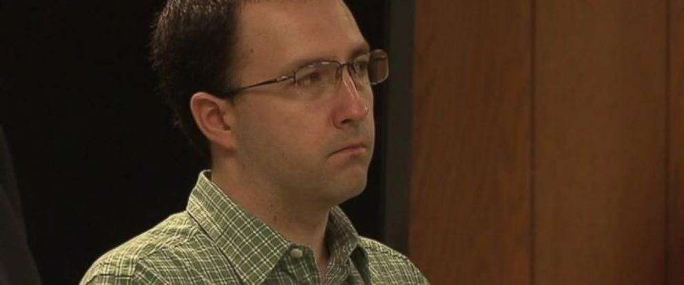 PHOTO: Prosecutors allege Andy Brown shot and killed his boss when he was caught embezzling.