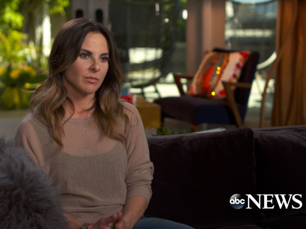 PHOTO: Diane Sawyer interviews actress Kate del Castillo on the 'El Chapo' controversy.