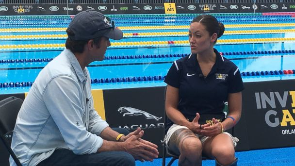 Why Elizabeth Marks Gave Her Invictus Games Medal Back to Prince Harry
