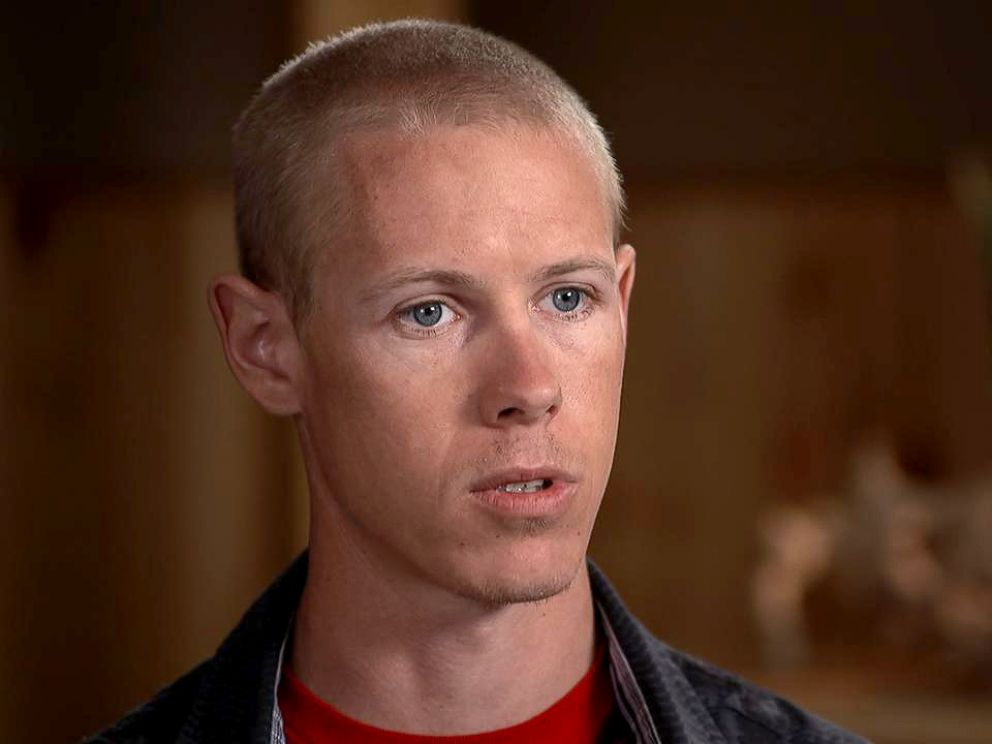 PHOTO: Joe Broadbent escaped the FLDS church when he was 17 years old.