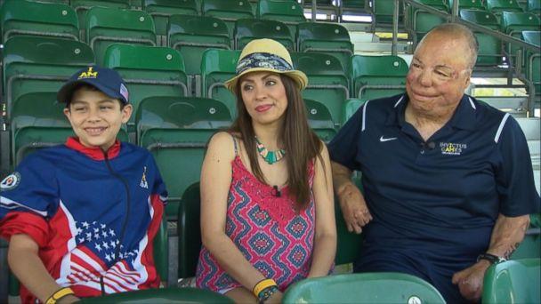 Injured Vet Talks Transformation With Bob Woodruff Amid Invictus Games