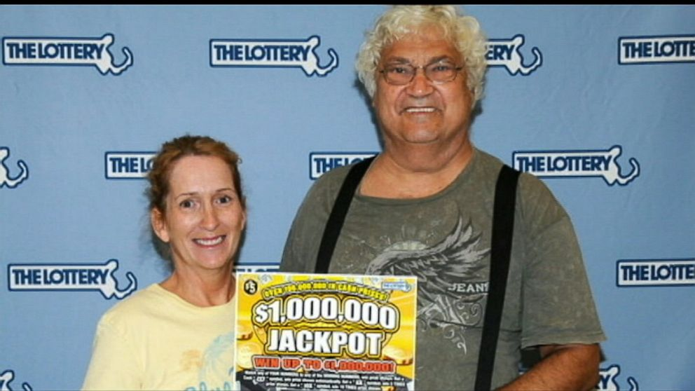 Image result for couple found 1 million dollar ticket in trash