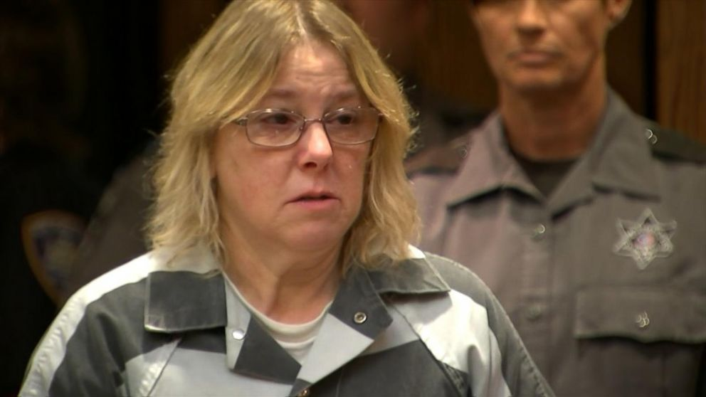 Prison Worker Joyce Mitchell Cries at Sentencing: 'If I