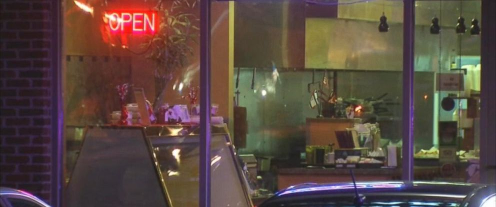 PHOTO: A man attacked several people in a restaurant in Northeast Columbus, Ohio on Feb. 11, 2016.