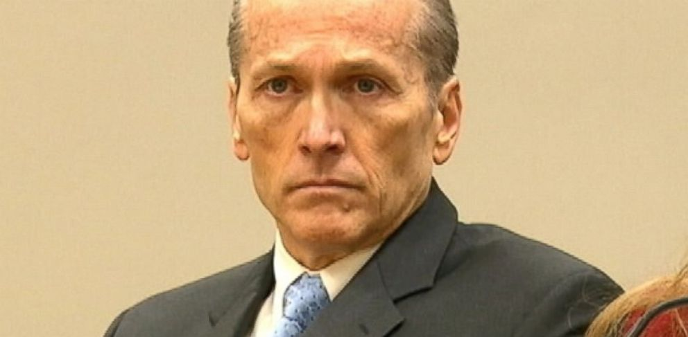 PHOTO: Martin MacNeill appears in court at his trial in Provo, Utah on Nov. 5, 2013.