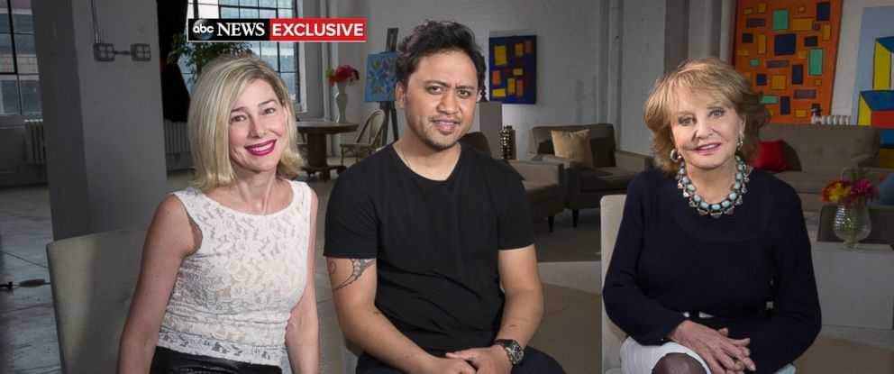 PHOTO: In an exclusive interview with Barbara Walters, Mary Kay Letourneau Fualaau and Vili Fualaau sit down together on the eve of their 10th wedding anniversary.