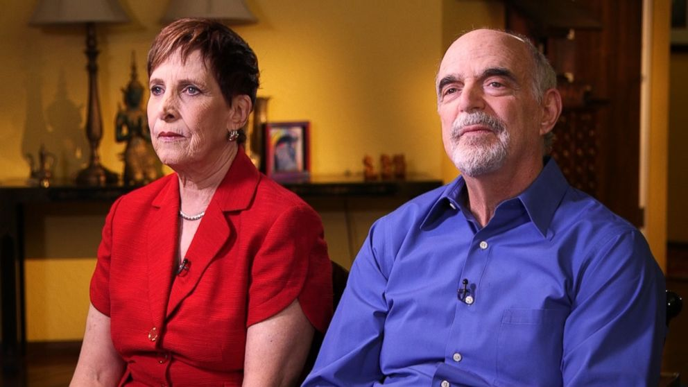 "Bob and Susan Levy in an interview with ABC News' ""20/20."""
