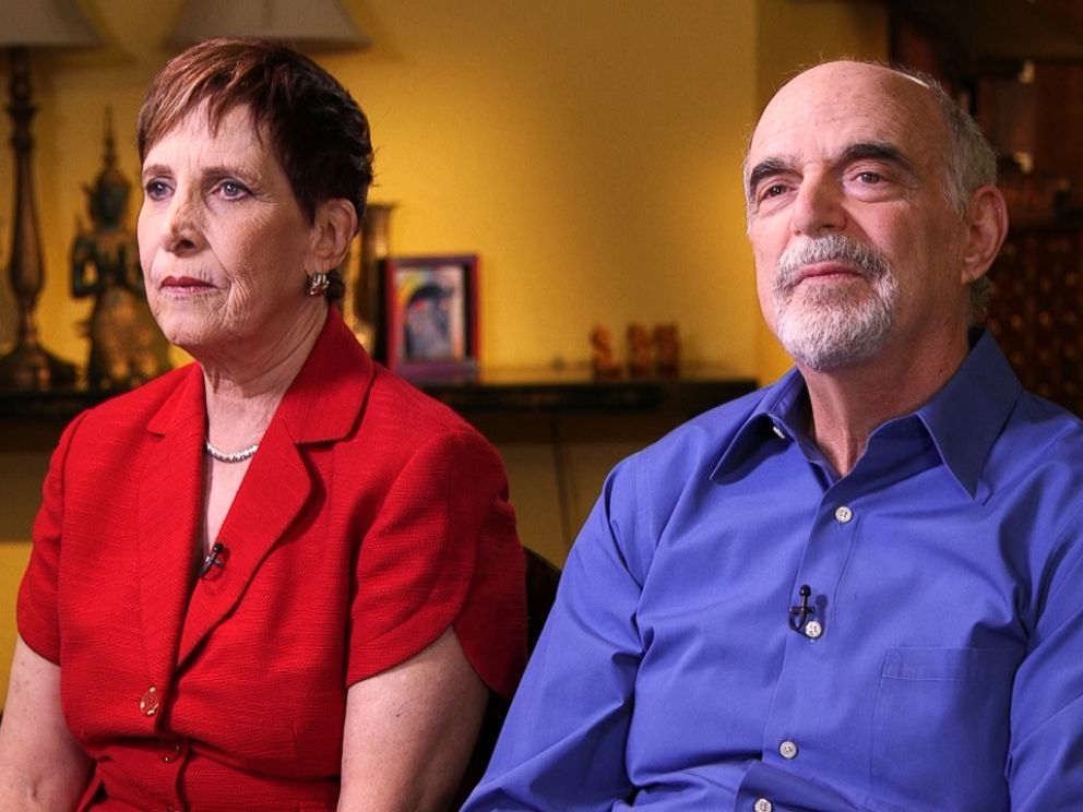 PHOTO: Bob and Susan Levy in an interview with ABC News 20/20.