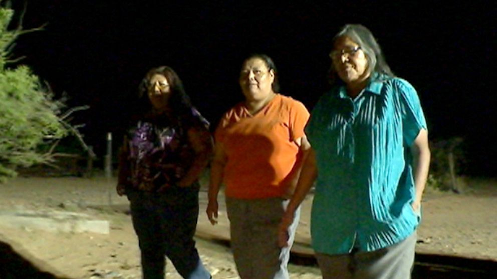 In Efforts To Secure Us Mexico Border Ariz Native Americans Feel Caught In The Middle Abc News