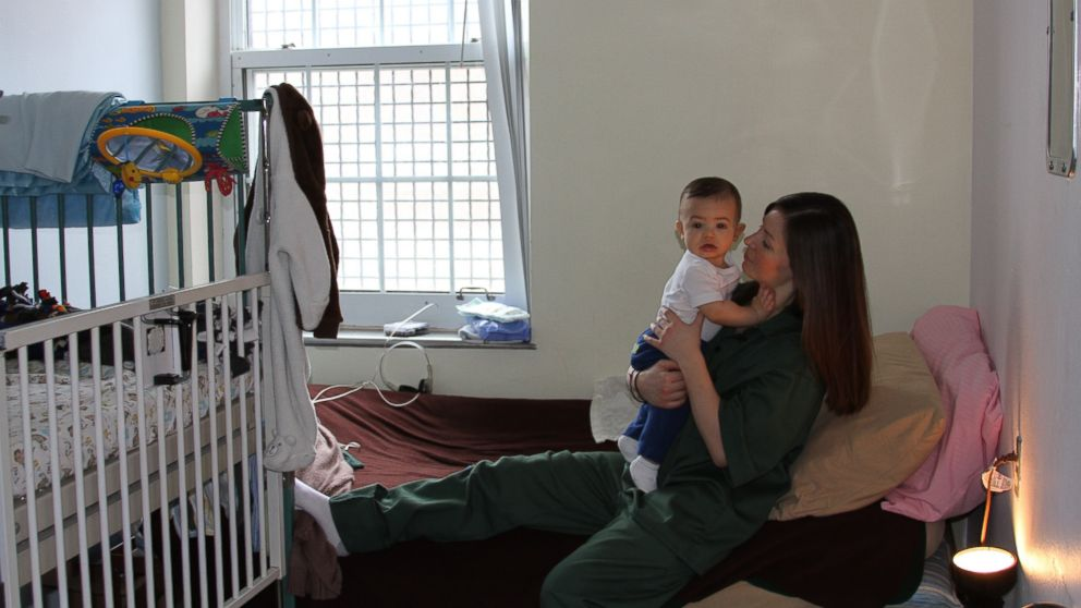 Babies Born Raised Behind Bars May Keep Mothers From