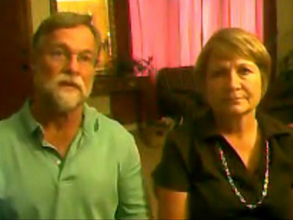 PHOTO: Rachel Dolezals parents said their daughter is white and not African-American as she claims.