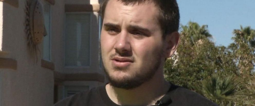 PHOTO: Matt Meyers, 19, opens up about the shooting death of his mother