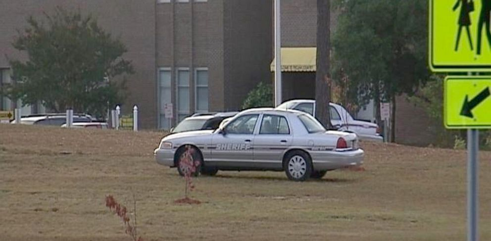 PHOTO: Pine Forest High Safe After Shooting Threat