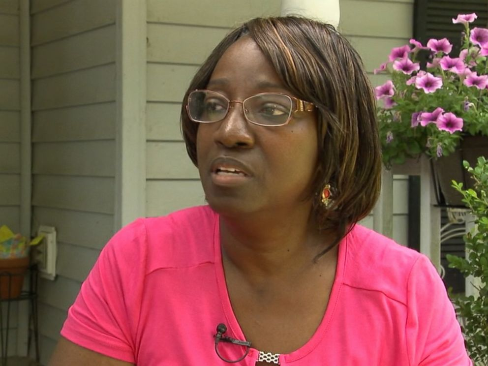 PHOTO: David Muir spoke with Sylvia Johnson, the cousin of Reverend Clementa Pinckney.