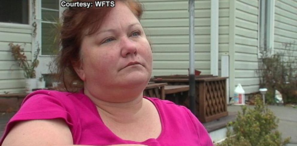 PHOTO: Erin Cougill is fighting to keep her job at West Hernando Middle School after allegations she turned up to work drunk.