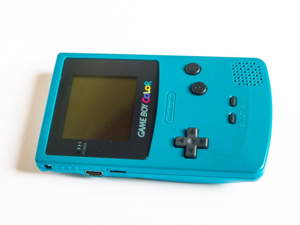The Nintendo Gameboy Color, released the year before, was all the rage at the beginning of 1999.