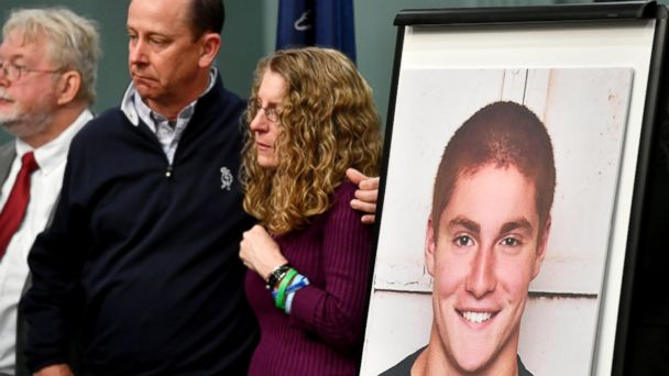 4 Penn State fraternity brothers sentenced for pledge's hazing death