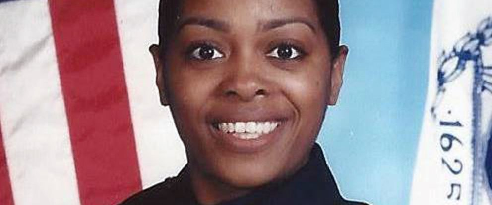 PHOTO: This undated photo provided by the New York Police Department shows officer Miosotis Familia, who was shot to death early July 5, 2017, ambushed inside a command post RV by an ex-convict, authorities said.