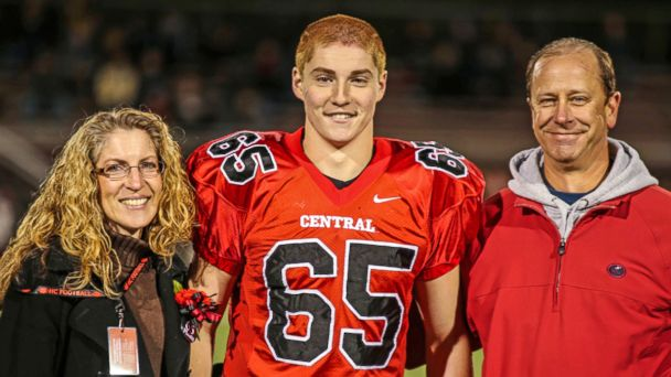 Anti-hazing law named after Penn State fraternity pledge goes into effect in Pennsylvania