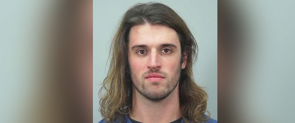 PHOTO: This undated photo provided by the Dane County Sheriffs Office in Madison, Wisconsin, shows Alec Cook, a University of Wisconsin student charged with sexually assaulting and choking a woman, Oct. 12, 2016.