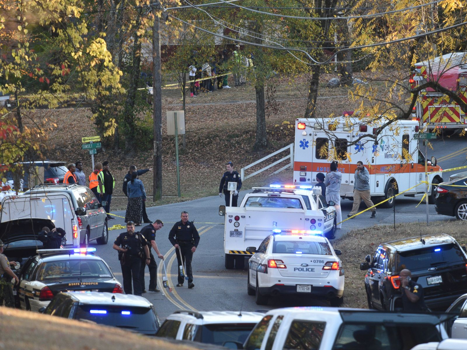 What We Know About the Students Killed, Injured in