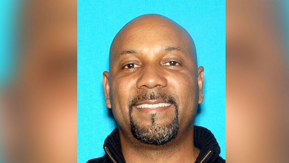 Cedric Anderson, 53, has been identified by authorities as the person who shot to death Karen Elaine Smith, 53, identified as his wife, as she taught a special education class at North Park Elementary School in San Bernardino, Calif., April 10, 2017.