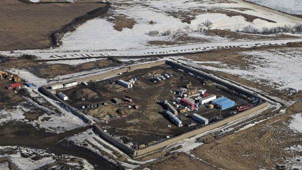 Judge denies tribes' motion seeking to temporarily halt Dakota Access pipeline