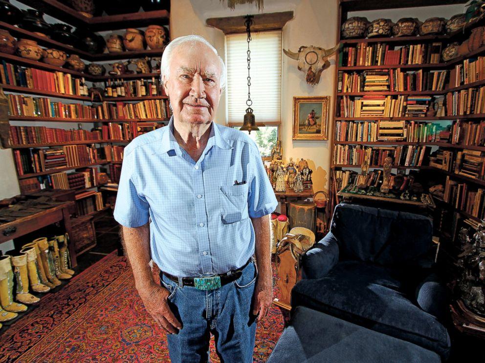 PHOTO: Forrest Fenn at his home in Santa Fe, N.M., July 4, 2014.