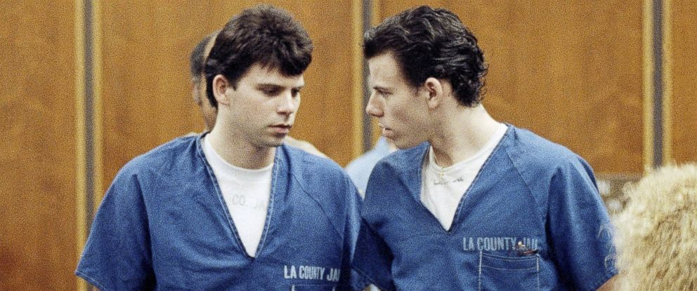 PHOTO: Menendez Brothers