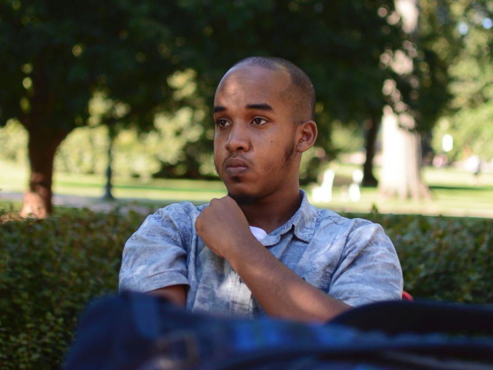 PHOTO: This August 2016 image provided by TheLantern.com shows Abdul Razak Ali Artan in Columbus, Ohio.