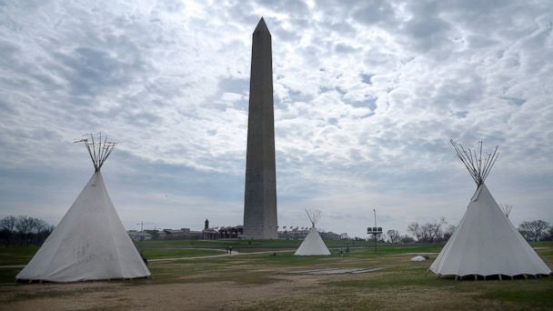 Standing Rock fight comes to Washington for multiday protest