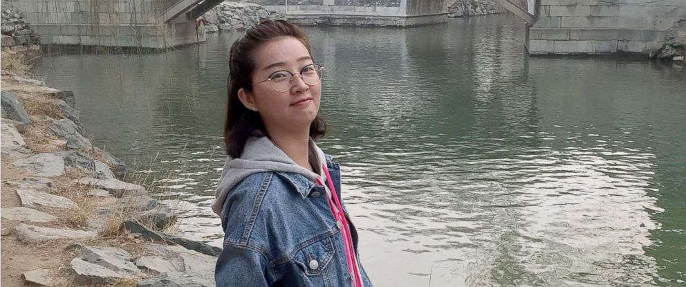 PHOTO: This undated photo provided by the University of Illinois Police Department shows Yingying Zhang.