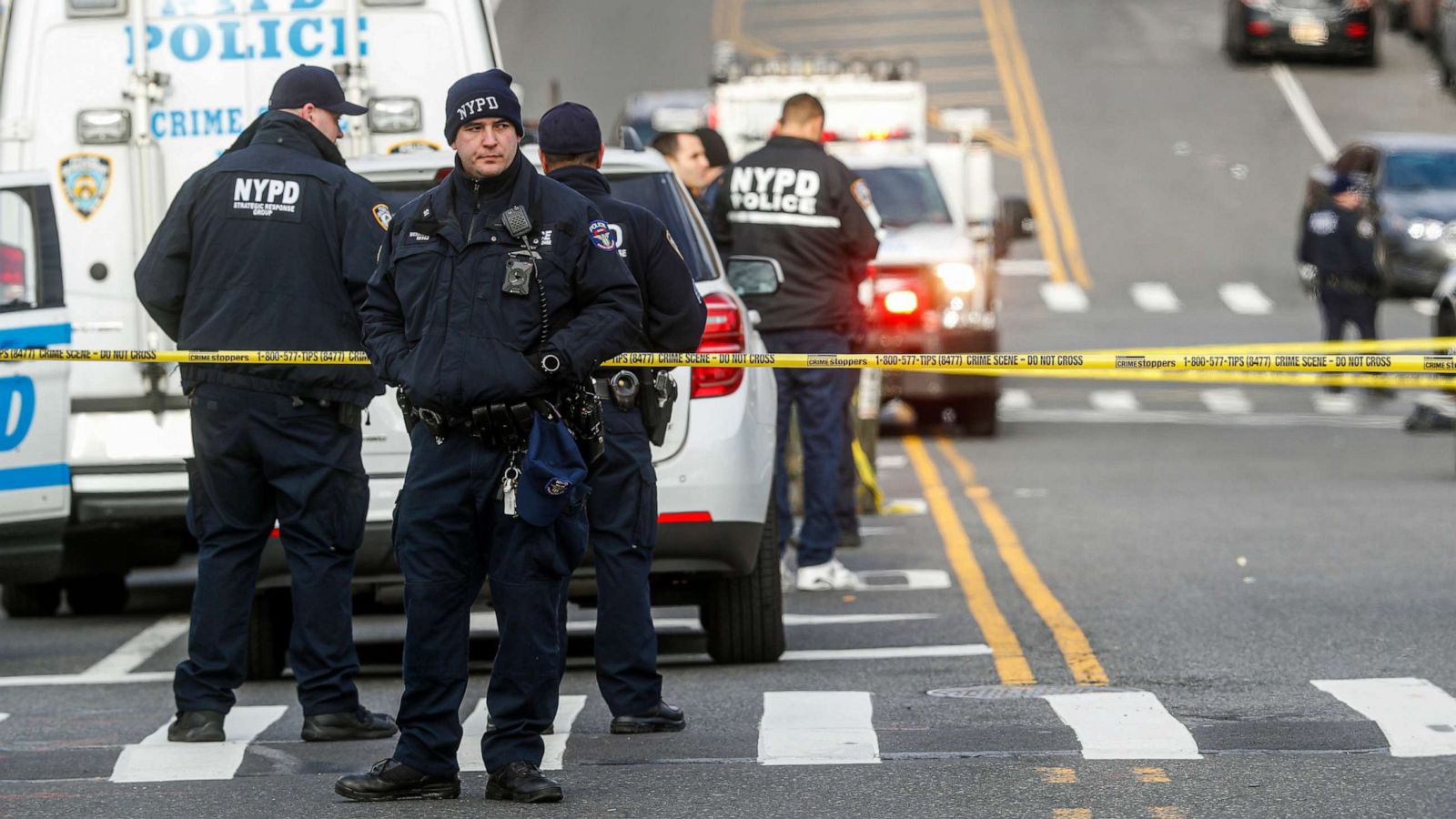 Nypd Alerted Of Credible Threat Toward Officers After Last Week S Assassination Attempt Abc News