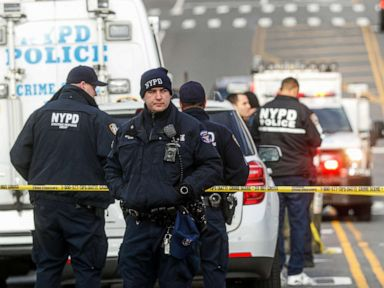 'Credible' threat issued against NYPD cops after last week's 'assassination attempt'
