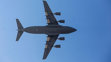 PHOTO: Air Force C-17