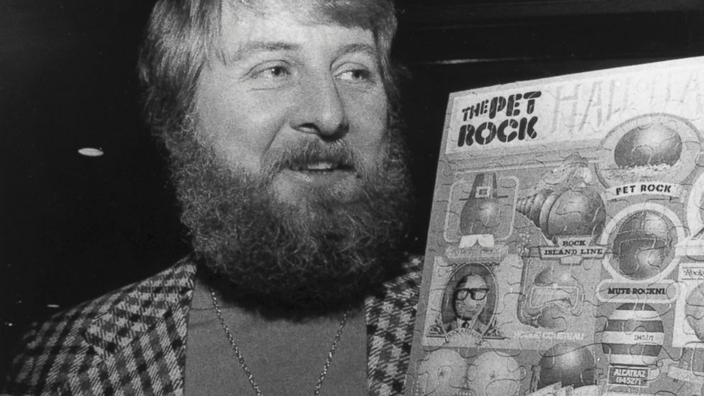 the pet rock captured a moment and made its creator a millionaire