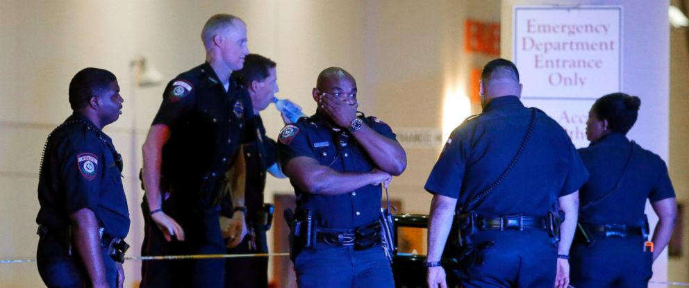 Dallas ambush shooting by lone gunman was well planned