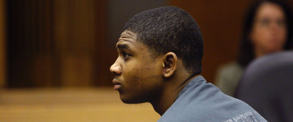PHOTO: In this June 30, 2010 file photo, Davontae Sanford sits in a Detroit courtroom.