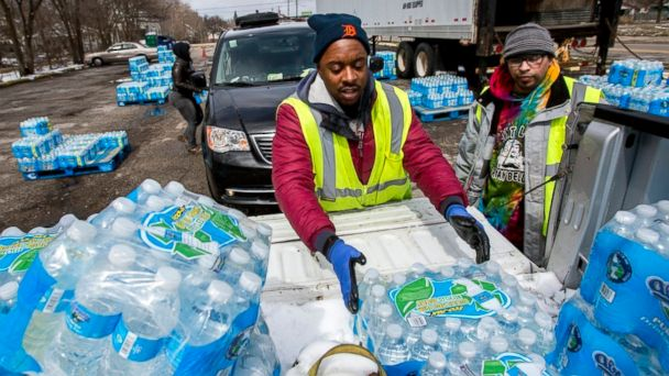 Flint mayor criticizes state's decision to end free bottled water distribution