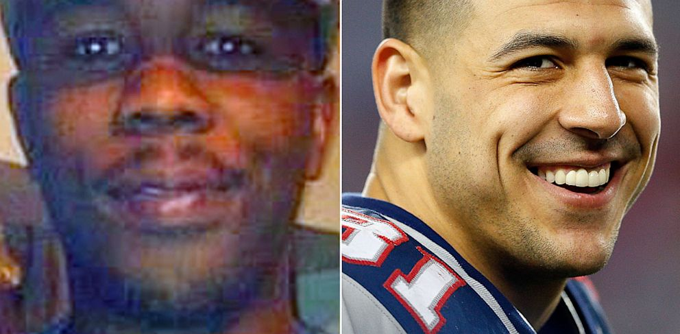 Aaron Hernandez, Odin Lloyd's Unlikely Friendship That Allegedly Led to Murder