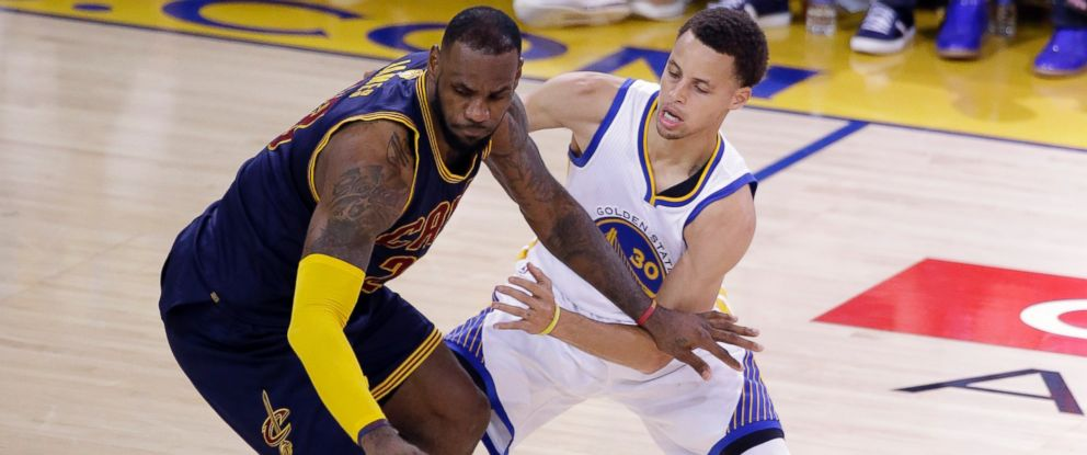 08dfc5449893 LeBron James Scores Multiple ESPY Nods After Finals Win - ABC News