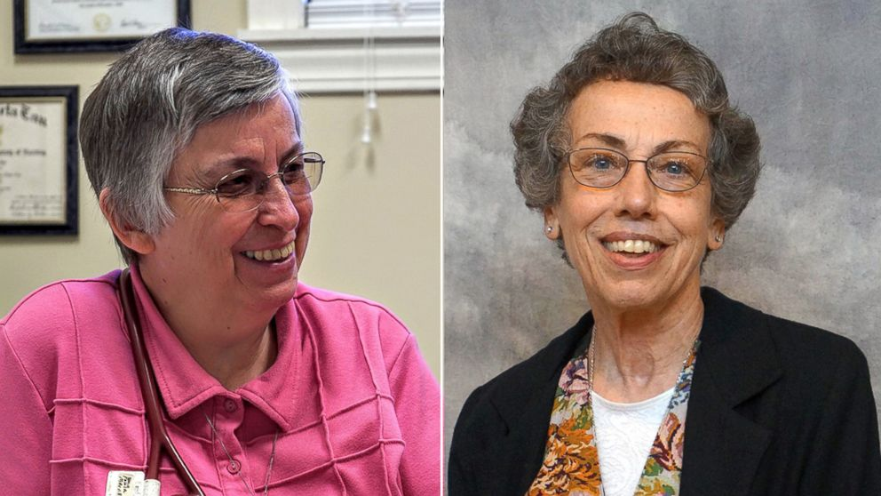 Sister Paula Merrill and Sister Margaret Held, two nuns who worked as nurses and helped the poor in rural Mississippi, were found slain in their home and there were signs of a break-in and their vehicle was missing, officials said on Aug. 25, 2016.